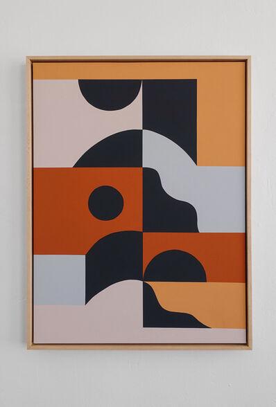 Robbie Simon, 'Whistle Walls', 2018