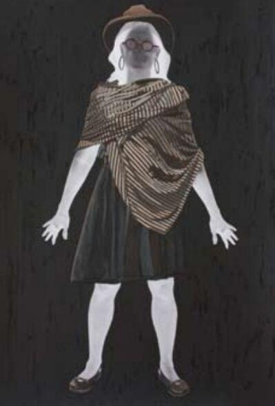 Carol K. Brown, 'Paperdoll 92', 2009