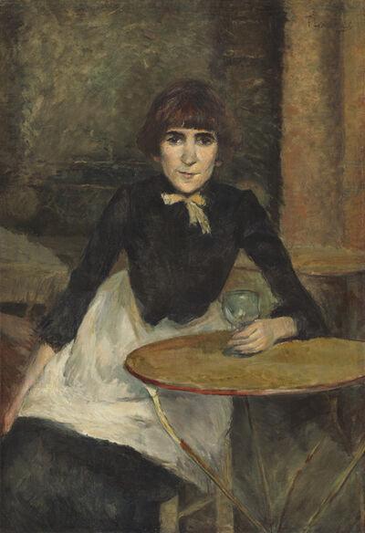 Henri de Toulouse-Lautrec, 'A la Bastille (Jeanne Wenz)', 1888