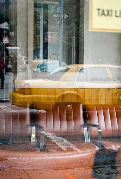 Pedro Correa, 'Wooden cab ', 2013