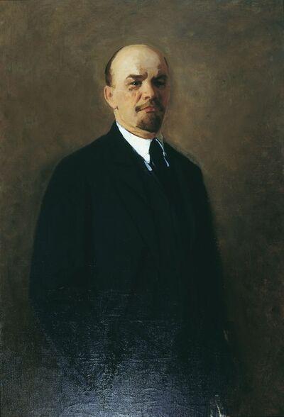 Aleksandr Timofeevich Danilichev, 'Lenin', 1949