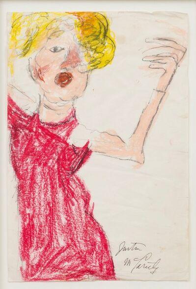 Justin McCarthy, 'Opera Singer ', 1960