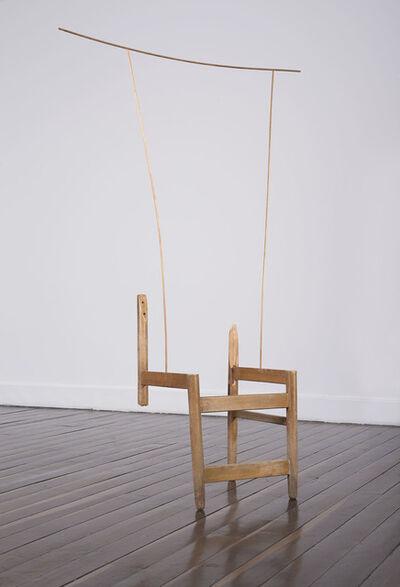 Luis Roldán, 'sospecha objeto III', 2017
