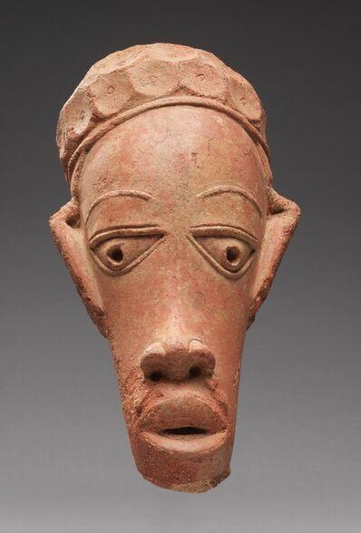 Guinea Coast, Nigeria, Nok region, 7th century BC-3rd century AD, 'Head', 600 BC-AD 250