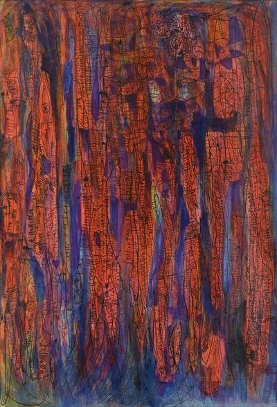 Fahrelnissa Zeid, 'Composition', ca. c. 1953