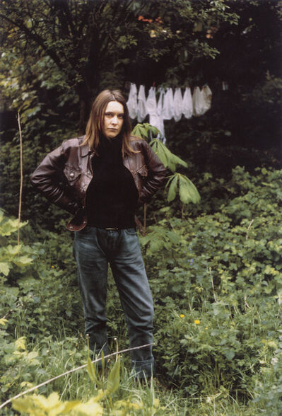 Sarah Lucas, 'Self Portrait with Knickers', 1994-2000