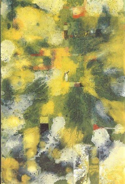 Giuseppe Gallo, 'L'Attore dell'Acqua e dell'Olio', 1996