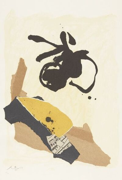Robert Motherwell, 'Untitled', 1986