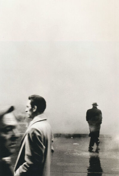 Steve Schapiro, 'Three Men, New York', 1961