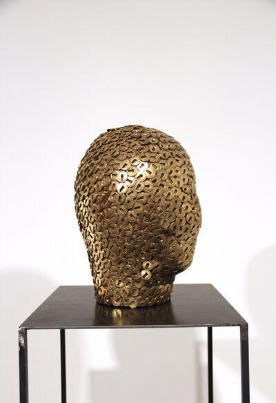 Alfred Haberpointner, 'Kopf (K63-09)', 2011