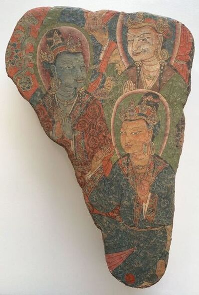 Gade, 'Ancient Fresco Series -9 古壁画系列 -9', August 2019 – April 2020