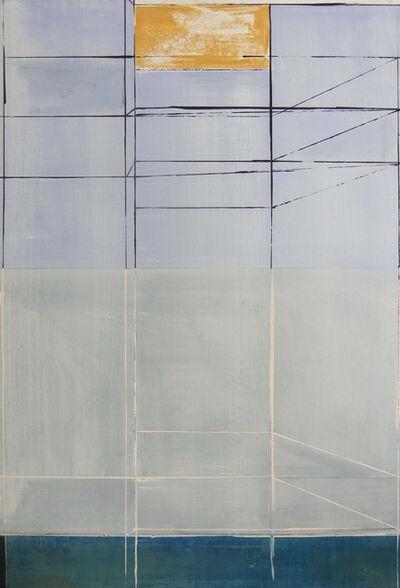 Richard Roblin, 'Transparent', 1989