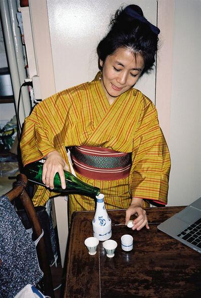 AMI SIOUX, 'Hanayo at home, Tokyo.', 2013