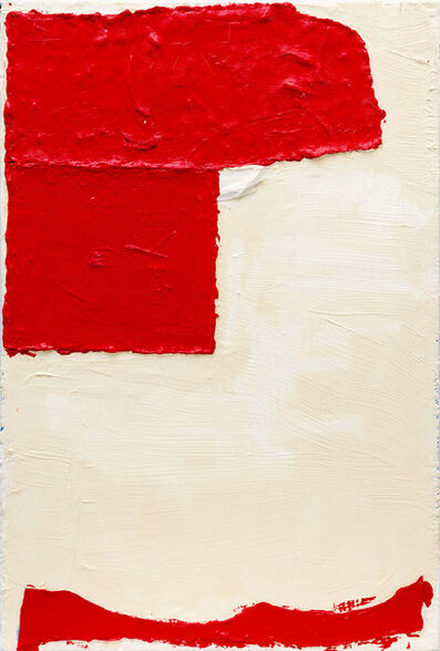 Yozo Ukita, 'Red & White Metalic', 2004