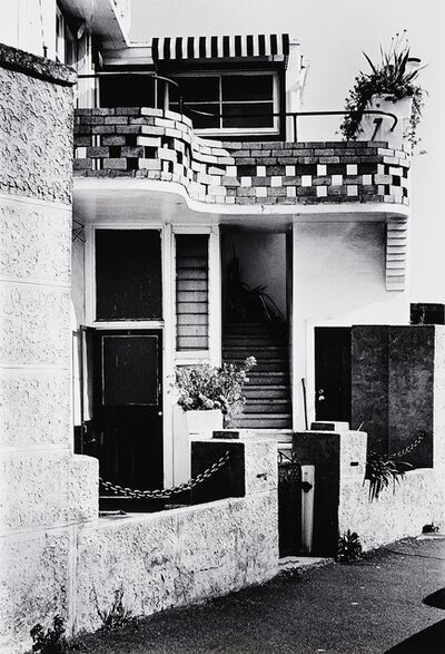 Virginia Coventry, 'Customized House-front 2', 1975