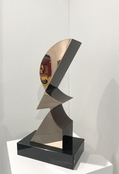 José Ángel Vincench, 'Inertia', 2018
