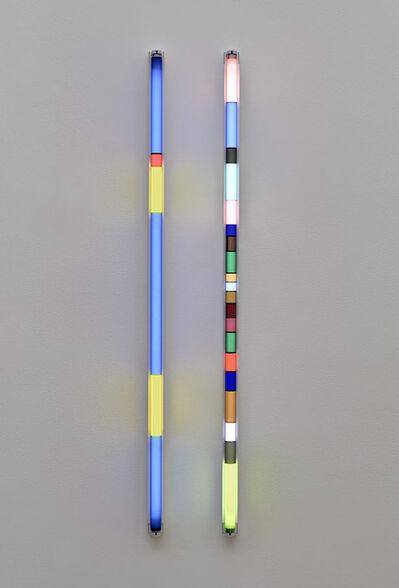 Spencer Finch, 'Bauhaus Light (Kandinsky's Studio/ Klee's Studio, afternoon effect)'