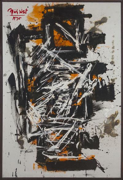 Michael Corinne West, 'Cubist Totem', ca. 1970s