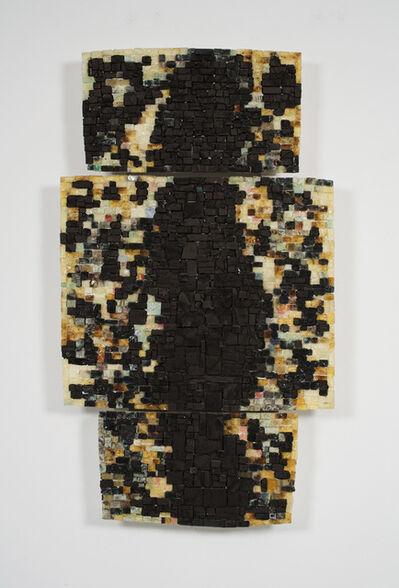 Jack Whitten, 'Totem 2000 II', 2000