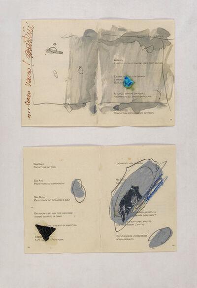 Marco Gastini, 'Untitled'