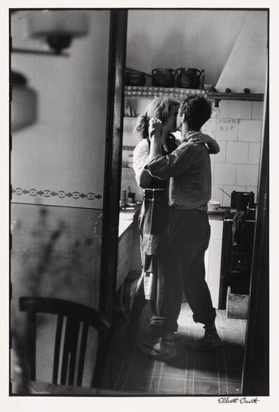 Elliott Erwitt, 'Valencia, Spain (Robert and Mary Frank)', 1952
