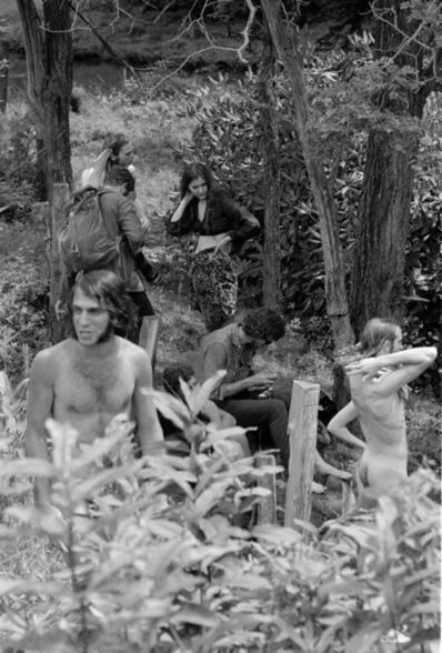 Roger Ballen, 'bathers', 1969