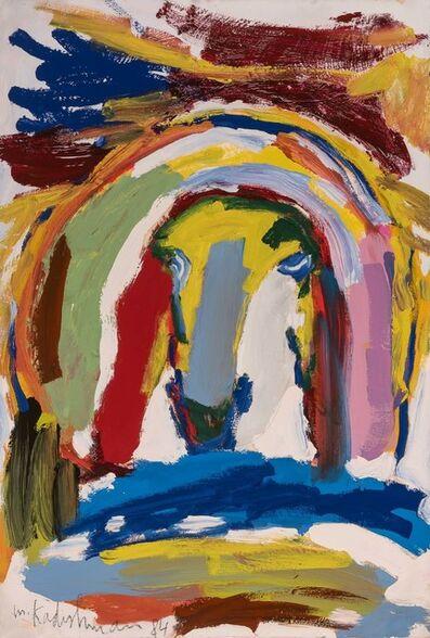 Menashe Kadishman, 'Lamb', 1984
