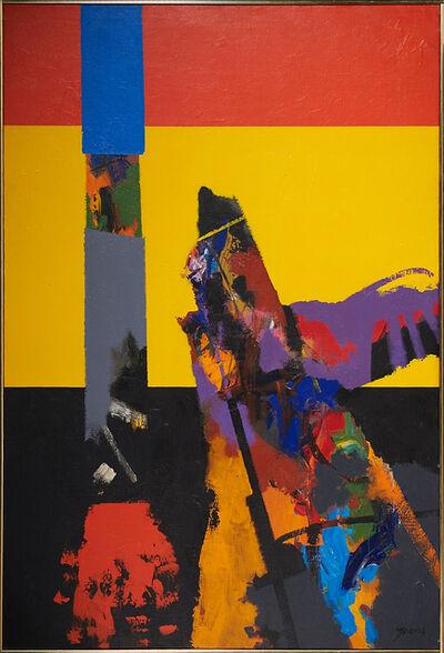 Sidney Gross, 'Untitled (UFO)', 1966