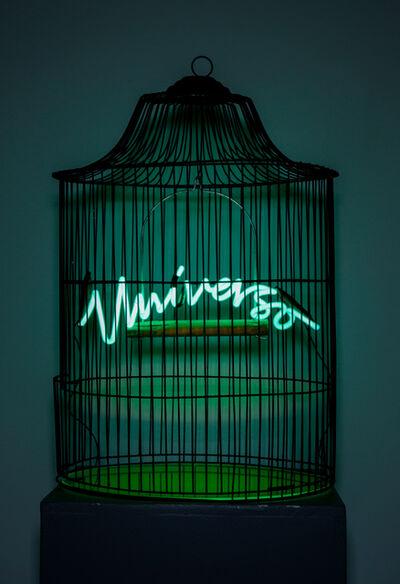 Olivia Steele, 'Universo Cage', 2018