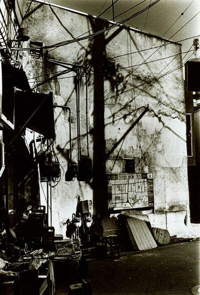 Daido Moriyama, 'Letter to Myself 2, Hayama Kamakura', 1988