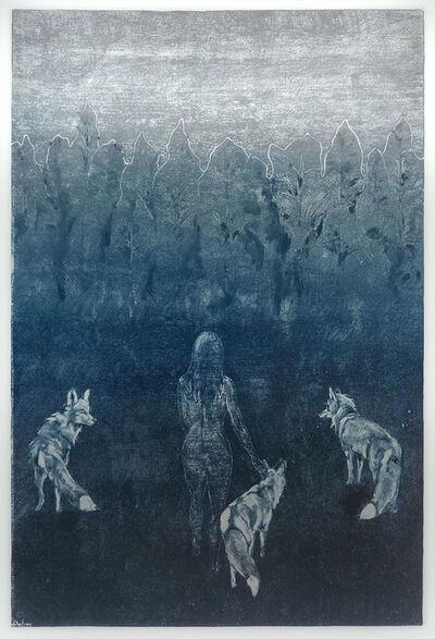 John Simpson, 'Towards the Forest', 2017