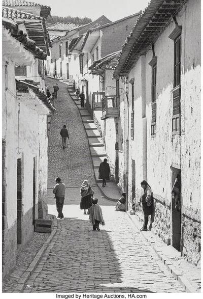 Edouard Boubat, 'Peru', 1975