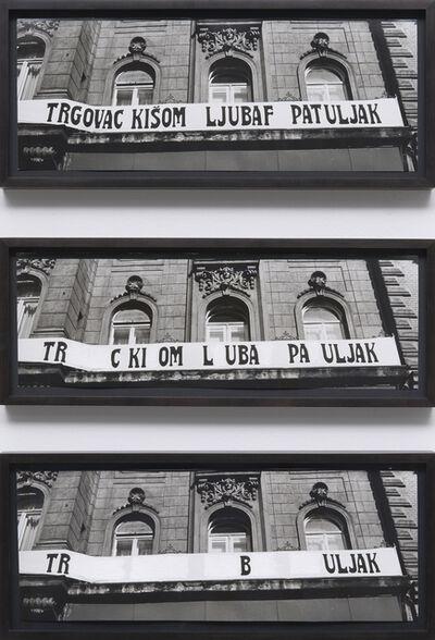 Goran Trbuljak, 'Untitled', 1975