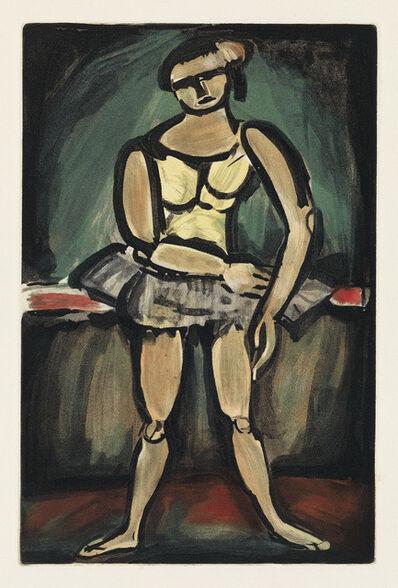 Georges Rouault, 'Ballerine.', 1932