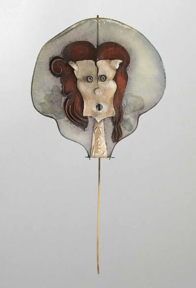 Leonora Carrington, 'Little Mermaid Mask', 1976