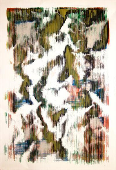 Sergio Barrera, 'Antigesture (rhizomes). P11', 2018