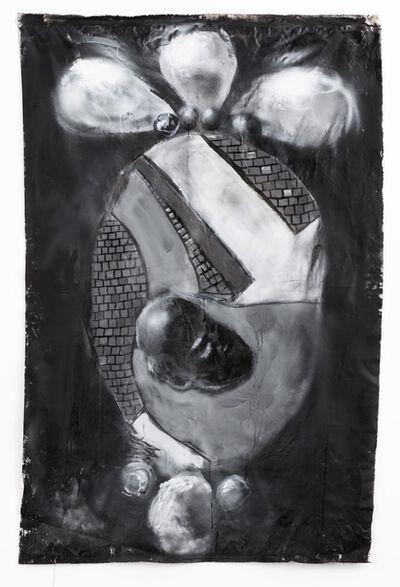 Tony Clark, 'Design for a Portrait Jewel (Peter) ', 2015