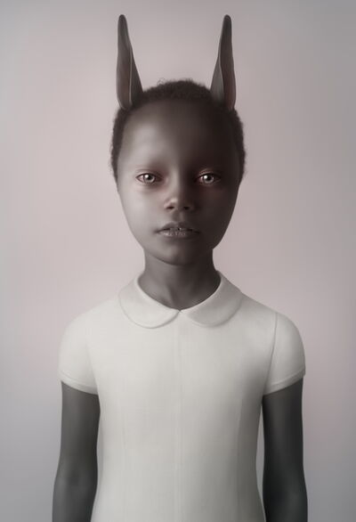 Oleg Dou, 'Rabbit from Cubs series', 2010