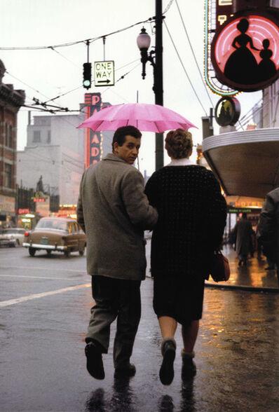 Fred Herzog, 'Untitled (Granville St.)', 1960