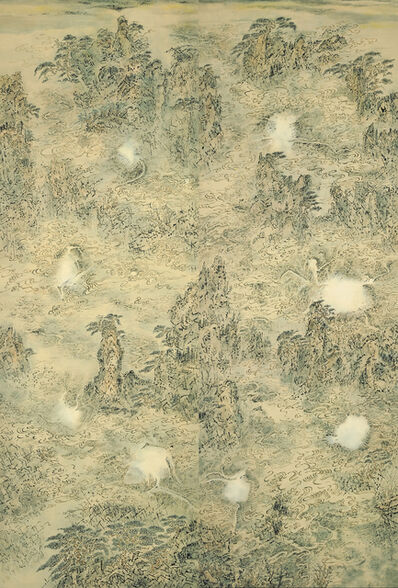 Leung Kui Ting 梁巨廷, 'Landscape and Transformation: Untrammelled Vision No.1', 2016