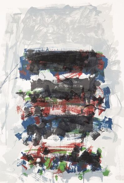 Joan Mitchell, 'Champs (Fields) (from the Carnegie Hall Centennial Fine Art portfolio)', 1990