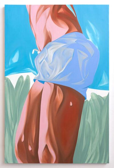 Kathryn Mecca, 'Blue Shorts', 2020