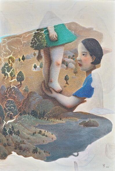 Chen Ke 陈可, 'Dance', 2015