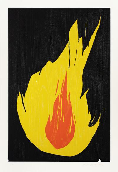 Ragnar Kjartansson, 'Fire 7', 2020