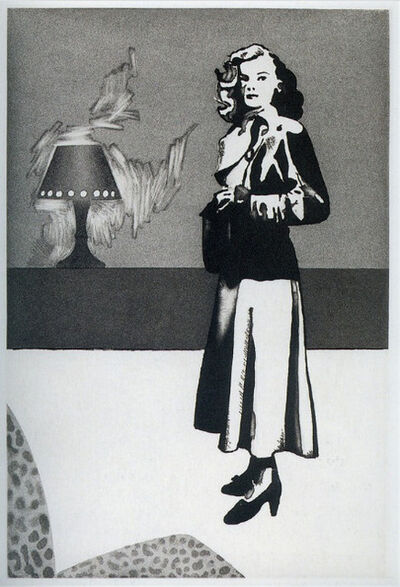 Richard Hamilton, 'Patricia Knight II', 1982