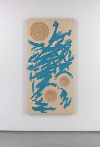 Kishio Suga 菅木志雄, 'Process of Gathered and Buried-1 ', 2007
