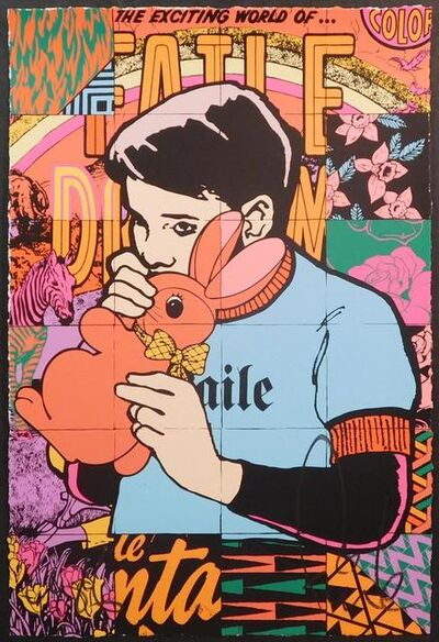 FAILE, 'Bunny Boy (Dreams)', 2019