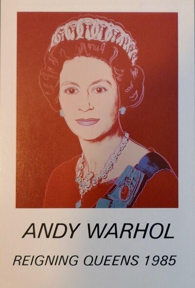 Andy Warhol, 'Queen Elizabeth II of the United Kingdom', 1986