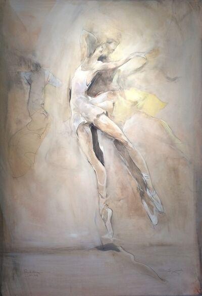 Jurgen Gorg, 'Pas de Deux, Swan Lake', 2016