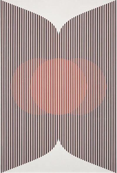 John Vickery, 'Red Sound', 1969